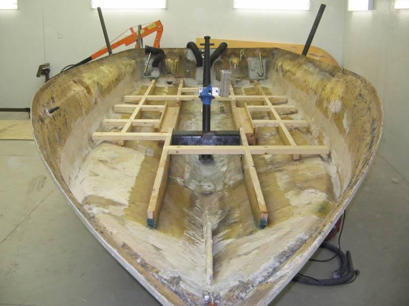 Nowak Boats Fiberglass Boat Repair And Restoration