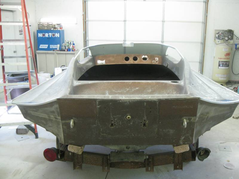 Nowak Boats Classic Fiberglass Boat Repair And Restoration